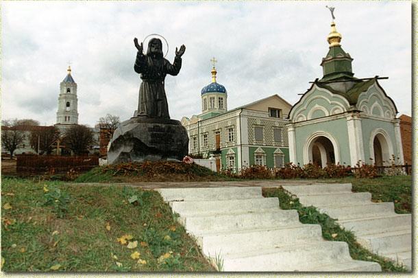 Курская область мужской монастырь